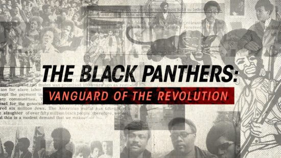 Imagen promocional del documental. 'The Black Panthers. Vanguard of the revolution'
