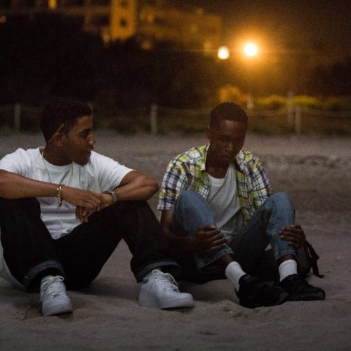 Escena de Moonlight.